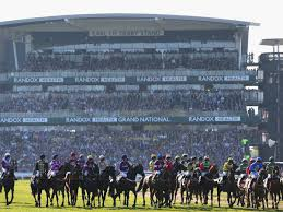 ITV holding Virtual Grand National 2020 ...