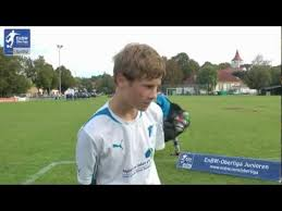 B-Junioren 1899 Hoffenheim: Adrian Beck - YouTube