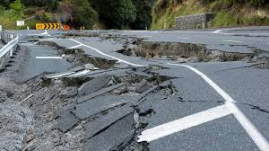 Storm hits New Zealand earthquake zone