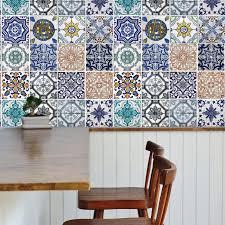 Walplus Mosaic Tile Wall Decal Reviews Wayfair