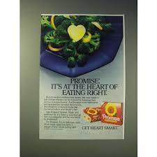1989 promise margarine ad promise it