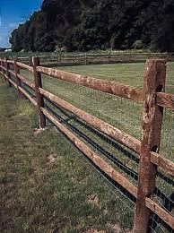A Complete Guide To Wood Split Rail Fencing Fence Supply Online