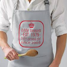 personalised king of the kitchen a