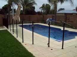 Semi Frameless Glass Pool Fences Adelaide Balustrade Fencing
