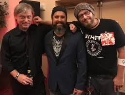 """Mylo Carbia on Twitter: """"Can't wait to attend tonight's private concert w/ Ross  Childress & Shane Evans from #CollectiveSoul #WIHFF #horror… """""""
