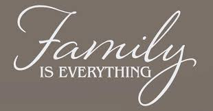 Family Is Everything Wall Decal Tweet Heart Home Design