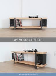 homemade modern ep106 diy a console