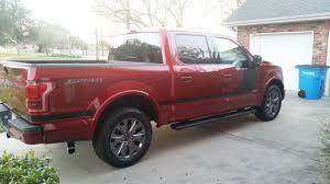 Sport Decal On Lariat Special Edition Ford F150 Forum Community Of Ford Truck Fans