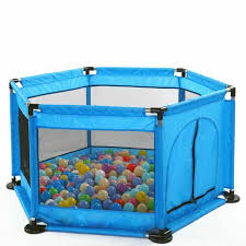 Baby Play Fence Playpen Toddler Game Fence Indoor Playground Child Safety Fence Ebay