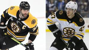 Column: Zdeno Chara and Torey Krug fuel Bruins' Stanley Cup hopes with size  and tenacity - Los Angeles Times