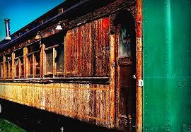 Train Photograph by Kathryn Wert