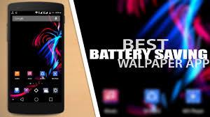 best battery saver wallpaper app