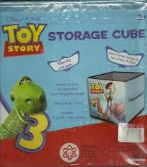 Disney Pixar Toy Story Kid S Bedroom Storage Cube