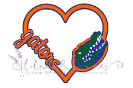 I Heart Gators Uf Gators Decal Gators Car Decal Florida Gators Decal Uf Decal University Florida Gators Wallpaper Florida Gators Football Uf Gators