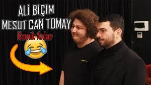 Ali Biçim ve Mesut Can Tomay Komik Anlar #2 (GERÇEK HAYATTA TİNDER ...