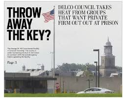 Jailhouse Blues: Council grilled over future of county prison ...