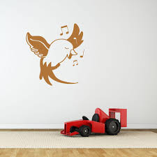 Little Bird Wall Decal Style And Apply