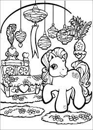 Kleurplaten En Zo Kleurplaten Van My Little Pony