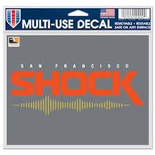 San Francisco Shock License Plates Shock Seat Covers Keychains Car Flags Fanatics