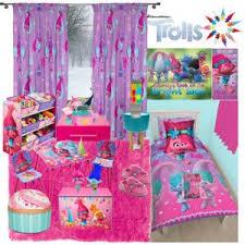 Trolls Inspired Girls Room Girl S Room Toddler Girl Room Room Ideas Bedroom