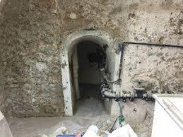 infiltration d eau en sous sol et cave