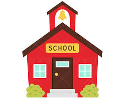 Schoolhouse school house clip art free clipartfox - WikiClipArt