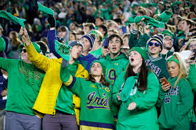 Notre Dame football: Jack Swarbrick doesn't want football without fans