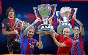8th Liga in 11 years