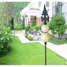 garden decorative cast iron hose holder