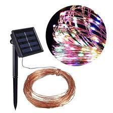 fairy lighting 100 led copper wire
