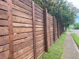 Choosing The Best Fence Material For Texas Weather Alamo Decks Fence