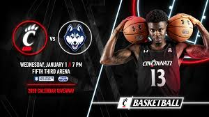 cincinnati hosts uconn to open aac play
