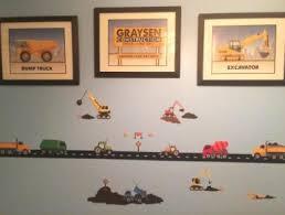 Transportation Wall Decals Kids Murals