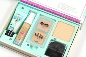benefit cosmetics how to look the best