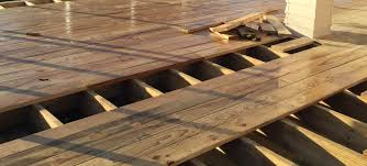 Decking Timber Softwood Hardwood Or Composite Ezydeck
