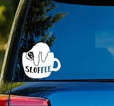 Amazon Com Sloth Decal Sd311 Handmade