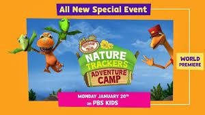 dinosaur train on pbs kids nature
