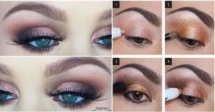 29 step by step smokey eye tutorials