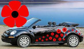 Car Sticker Flower Zeppy Io