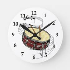 Snare Drum Art Wall Decor Zazzle