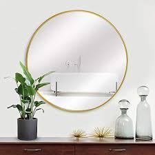morigem round mirror 26 large wall