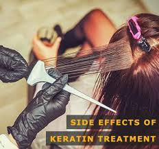 side effects of keratin treatment