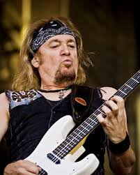 Adrian Smith | Music Hub | Fandom