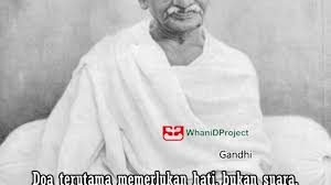 monday quotes gandhi whanidproject