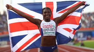 Dina Asher-Smith: From box carrier to Team GB Olympian - BBC Newsbeat