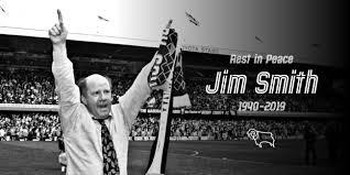 Jim Smith RIP - Blog - Derby County