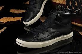 converse high tops mens black