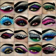 kiki makeup holloween ideas