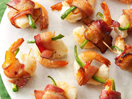 Bacon-Wrapped Shrimp Recipe