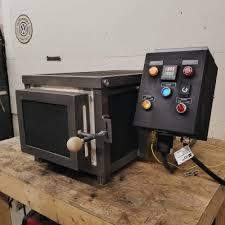 electric heat treat oven build bm